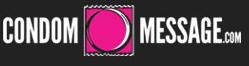 Condommessage.com Klein Logo