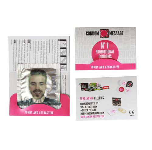 Condom Combi Wrapper